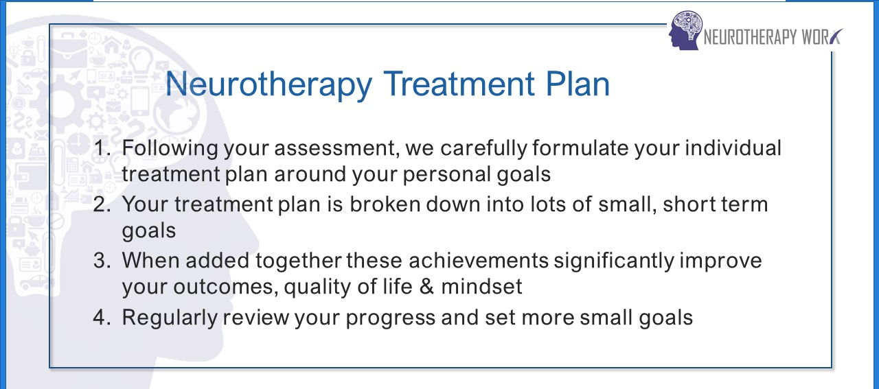 Neurotherapy Treatment Plan